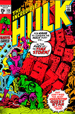 Incredible Hulk #135
