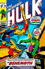 Incredible Hulk #136
