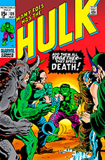 Incredible Hulk #139