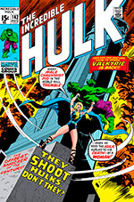 Incredible Hulk #142