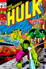 Incredible Hulk #143