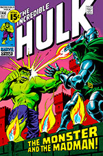 Incredible Hulk #144
