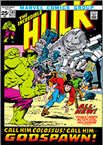 Incredible Hulk #145