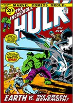Incredible Hulk #146