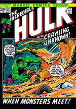 Incredible Hulk #151