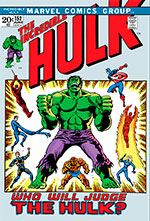 Incredible Hulk #152