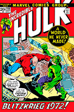 Incredible Hulk #155