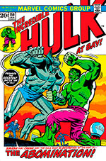 Incredible Hulk #159