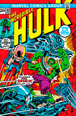 Incredible Hulk #163