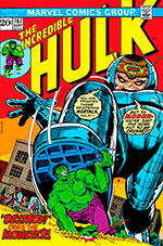 Incredible Hulk #167