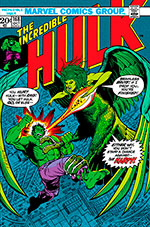 Incredible Hulk #168