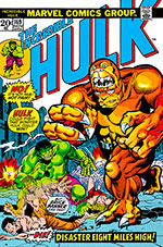 Incredible Hulk #169