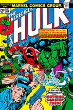 Incredible Hulk #172