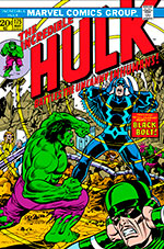 Incredible Hulk #175