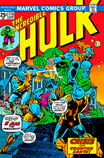 Incredible Hulk #176