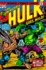 Incredible Hulk #179