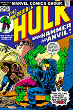 Incredible Hulk #182