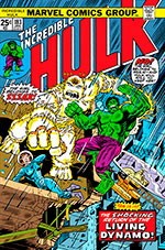 Incredible Hulk #183