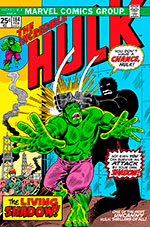 Incredible Hulk #184
