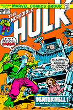 Incredible Hulk #185