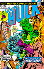 Incredible Hulk #195