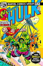 Incredible Hulk #199