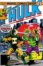 Incredible Hulk #204
