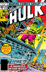 Incredible Hulk #208