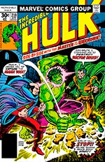 Incredible Hulk #210
