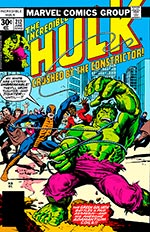 Incredible Hulk #212