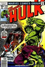 Incredible Hulk #220