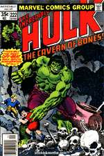 Incredible Hulk #222