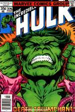 Incredible Hulk #225