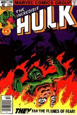 Incredible Hulk #240