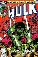 Incredible Hulk #245