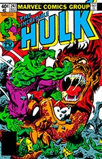 Incredible Hulk #247
