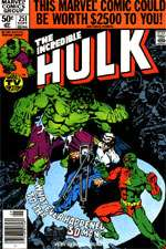 Incredible Hulk #251