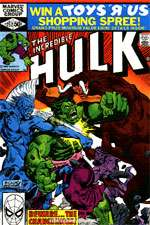 Incredible Hulk #252