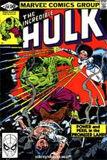 Incredible Hulk #256