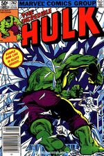 Incredible Hulk #262