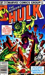 Incredible Hulk #263