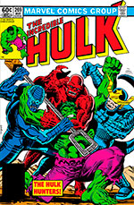 Incredible Hulk #269