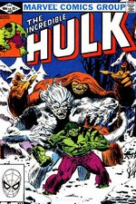 Incredible Hulk #272