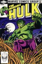 Incredible Hulk #273
