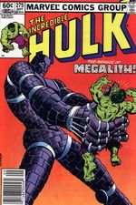 Incredible Hulk #275