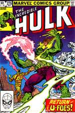 Incredible Hulk #276