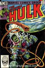 Incredible Hulk #281