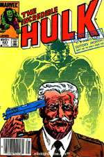 Incredible Hulk #291
