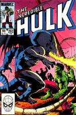 Incredible Hulk #292