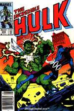 Incredible Hulk #295